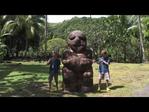 Tahiti with Kids- Travel With Kids Tahiti Island