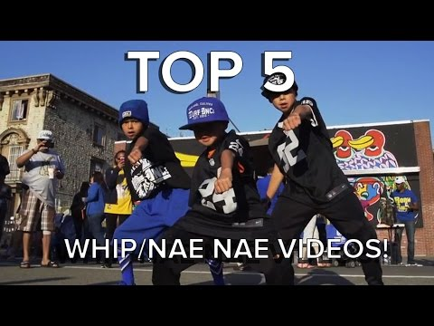 Silento - Watch Me (Whip/Nae Nae) Videos #WatchMeDanceOn | TOP 5