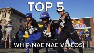 Top 5: Silento - Watch Me (Whip/Nae Nae) Videos #WatchMeDanceOn