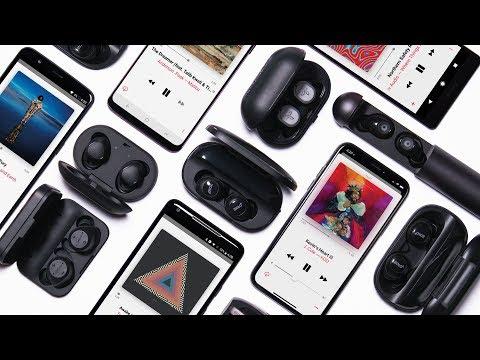 BEST Truly Wireless Earbuds 2018 + Apple AirPod Alternatives