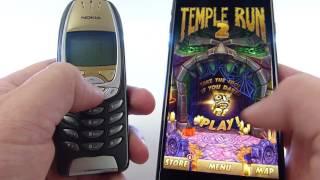Nokia 6310 vs iPhone 7 Plus :-)