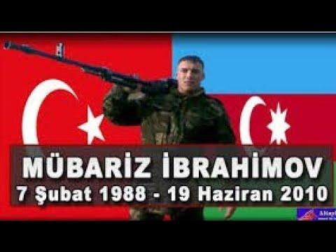 KAHRAMAN AZERİ TÜRK GENCİ MÜBARİZ İBRAHİMOV... (şarkı Küçük Azeri Kızı Nuray Rahman)
