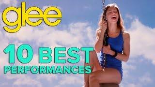 10 Best Glee Performances