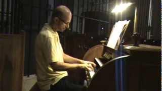 J.S. Bach (Missa en Si menor, Et incarnatus est; organ ar.)