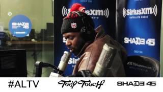 Masta Killa Freestyle On DJ Tony Touch Shade 45 Ep. 01/24/17