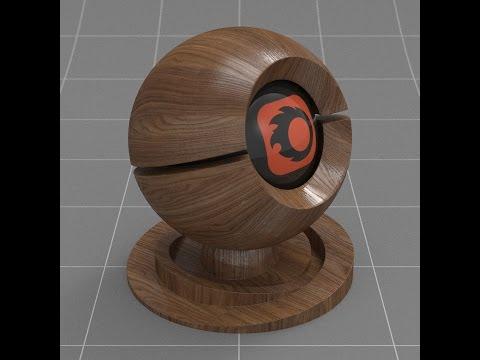 Corona Material: Wood