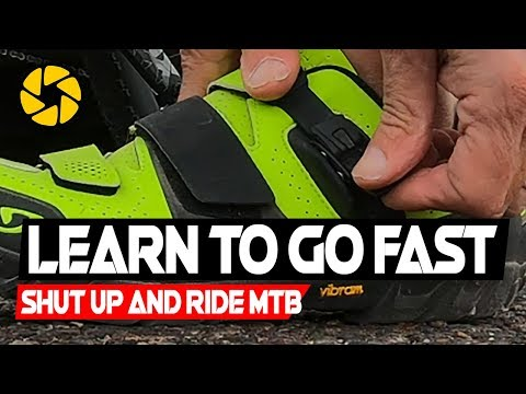 LEARN TO RIDE YOUR MTB FASTER! // Win a GoPro Hero!