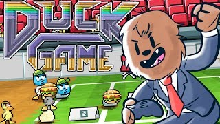 THIS GAME IS ABSOLUTELY HILARIOUS - DUCK GAME