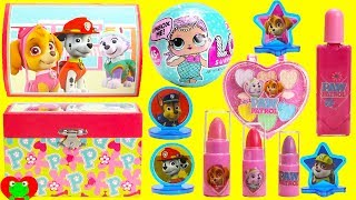 Paw Patrol Skye Musical Jewelry Box and L.O.L. Doll Surprises