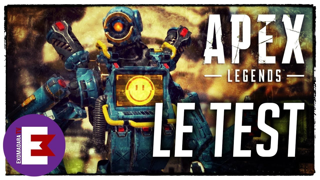 APEX LEGENDS LE TEST FR DU FORTNITE KILLER ?