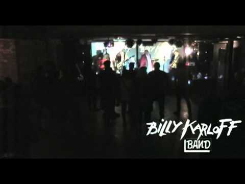 Relics From The Past - Billy Karloff Band Live