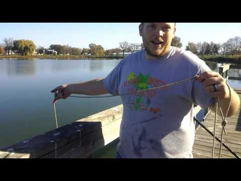 Quick Magnet Fishing Winona Minnesota: 10 minutes with treasure!