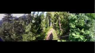 Wonderland Trail Conditions Update: Panhandle Gap 7/19/2012