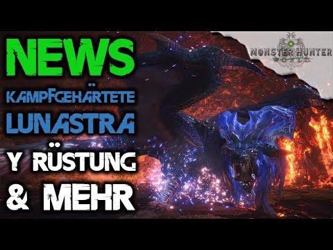 News Neue Y Rüstung Optik Werte Kampfgehärtete Lunastra