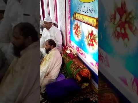 Alhaj peer baba qurban ali shah(R.A) mahim