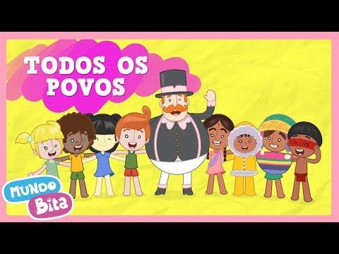 Mundo Bita - Todos os Povos [clipe infantil]