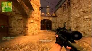Counter Strike Source v75 gameplay 100$Clan Server