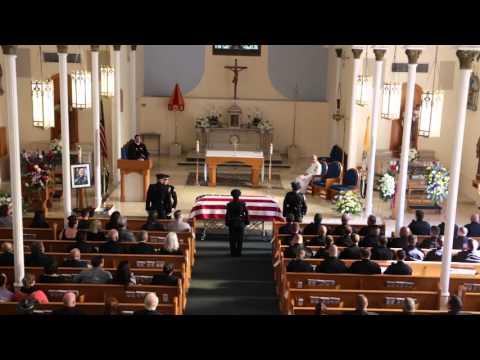 Celebration of Life for Sgt. Eric Biskup