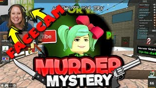 Why Won't It Pick ME? | Roblox Murder Mystery Friday with Shout Outs! SallyGreenGamer Geegee92