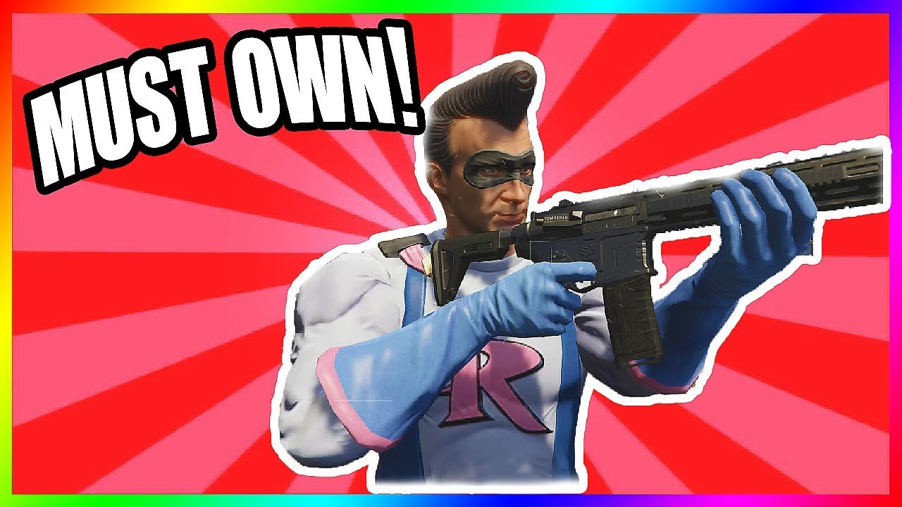 Top 10 Must Own Weapons In Gta Online Youtube