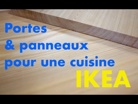 Ikea Hack Diy New Door Panels For An Ikea Kitchen