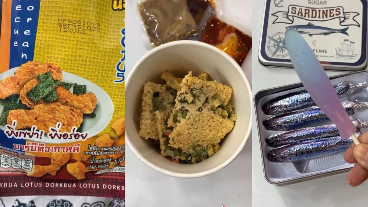 TỔNG HỢP TIKTOK Đồ ăn Trung Quốc có ngon hay không?