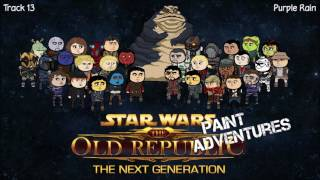 Old Republic Paint Adventures Soundtrack - 13 - Purple Rain