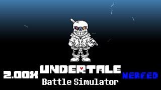 Battle simulator скачать undertale Play Undertale