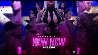 Dondré - New New [Audio Visualizer]