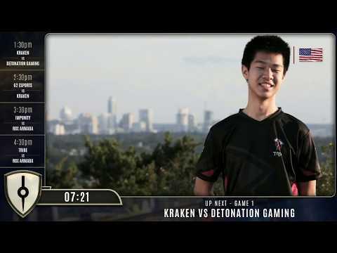 Razer 2017 Vainglory World Championship - Group Stage Day 1