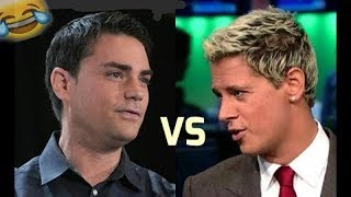 Ben Shapiro & Milo Yiannopoulos ROASTING each other! HILARIOUS!!!