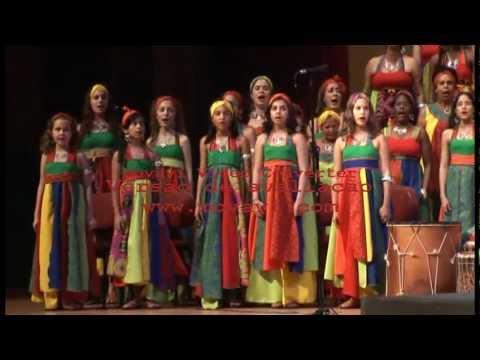 Siyahamba Conducted by Cícero Alves