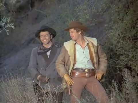 Pete Duel and Ben Murphy in