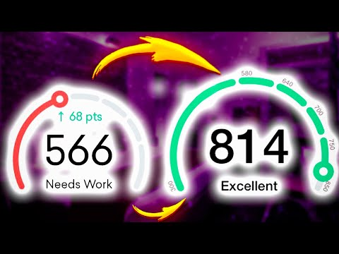 How To Hyper Increase Your Credit Score in 2021 (800+ Credit Score)