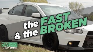 Driving [and Breaking] My First 1000 HP Car