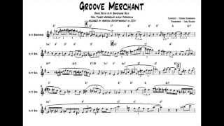 Groove Merchant - David Rex