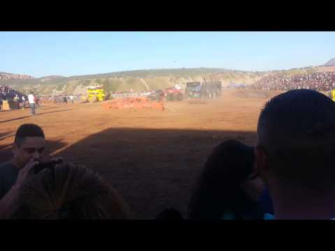 Accidente aero show monster truck chihuahua 2013 Videos De Viajes