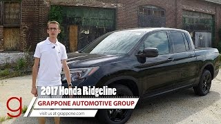 2017 Honda Ridgeline Black Edition | Road Test & Review