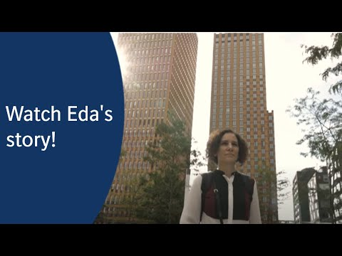 Meet our colleague Eda