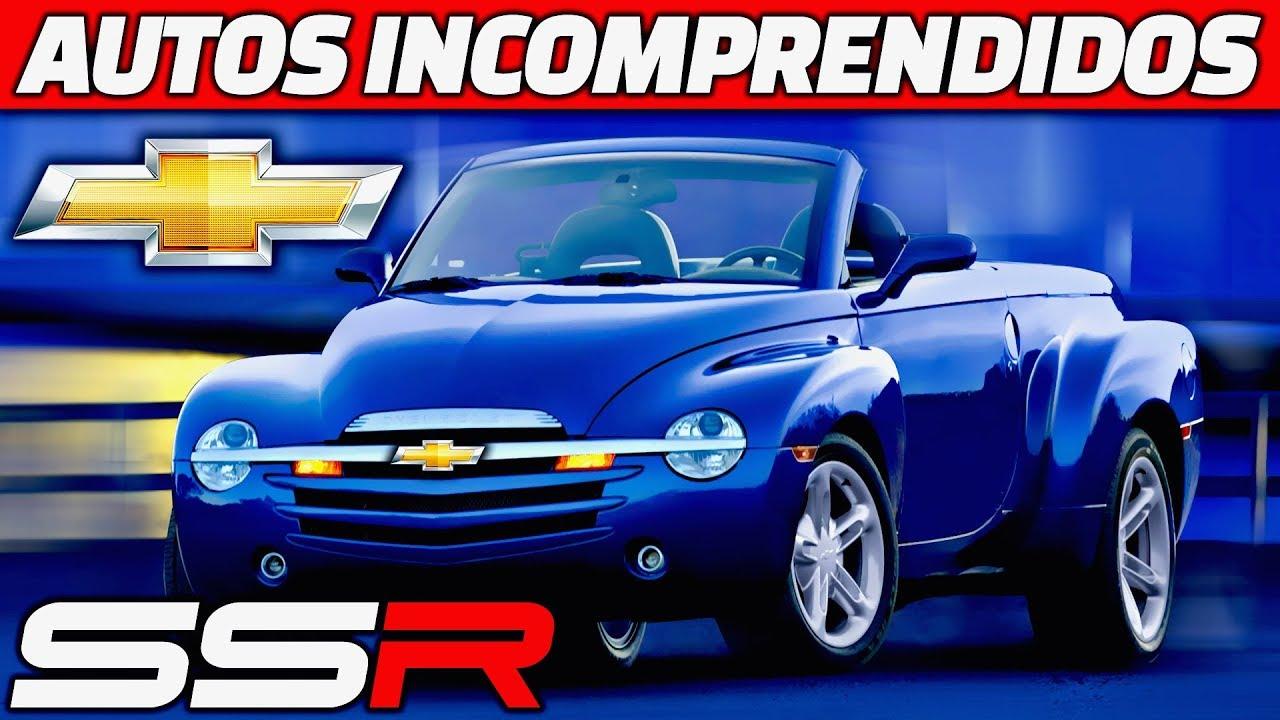 Download Chevrolet SSR   Autos Incomprendidos