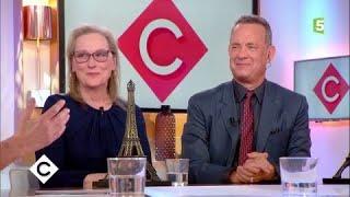Meryl Streep et Tom Hanks plus grands acteurs du