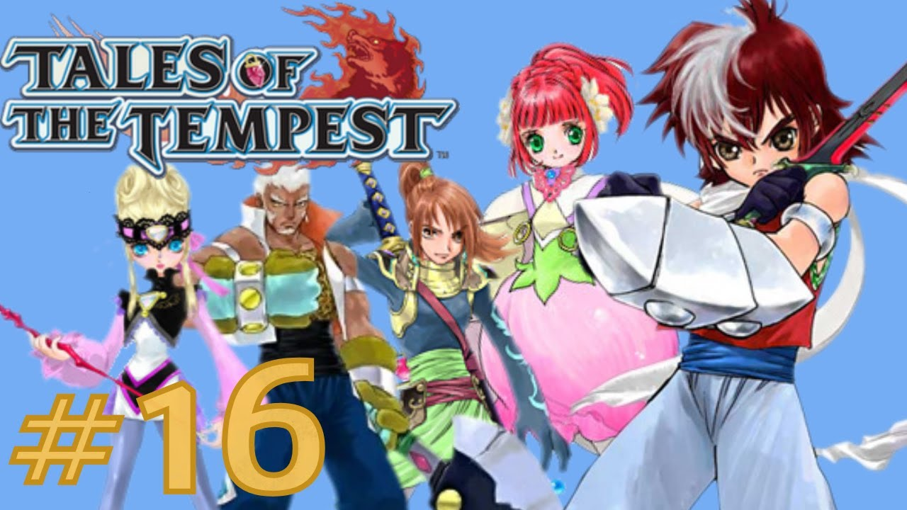 Tales Of The Tempest 15 Kidnapped Rubia Youtube