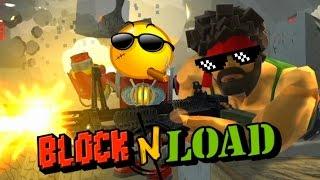 Block N Load | NEW UPDATE! | Beasting As Sarge! + GAME CODE GIVEAWAY!