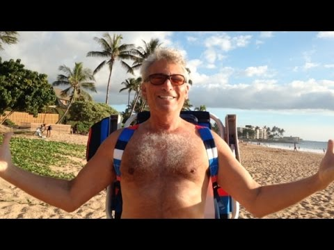How To Work De Tommy Bahama Beach Chair Mon Youtube