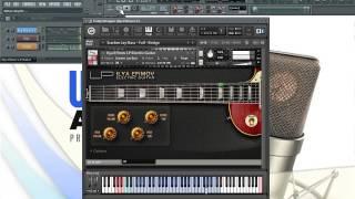 Instrumentos Virtuales   Ilya Efimov Electric Guitar LP   Clases Particulares de Producción Musical