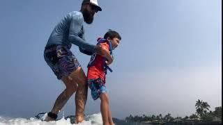 S4SN Event #5 Surf Day @ Kahalu'u Bay. surfing kona