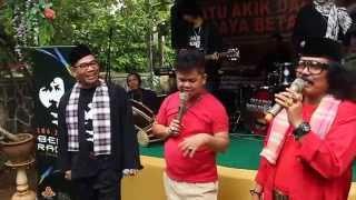 JUKI feat.Biem Benjamin, Ucup Jambul dan Andy Sueb iringan Biang Kerok Band