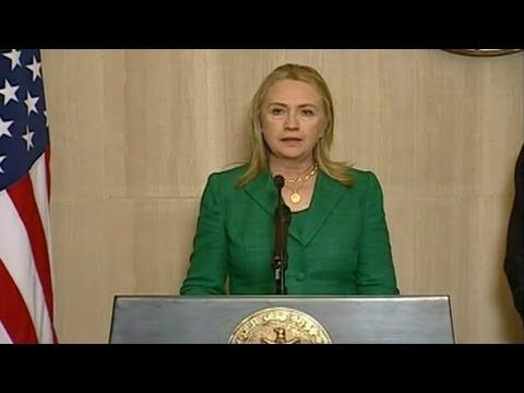 Israel-Hamas Ceasefire: Hillary Clinton's Statement