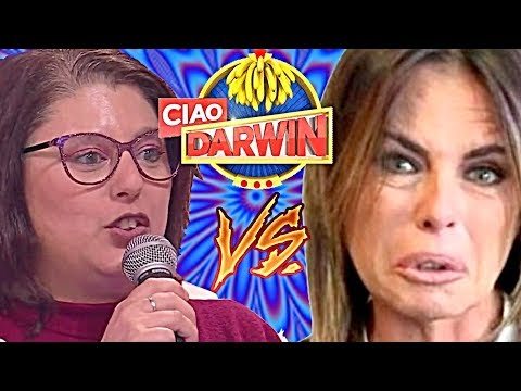 Ciao Darwin: WEB vs TV L&39;UMILIAZIONE del SECOLO
