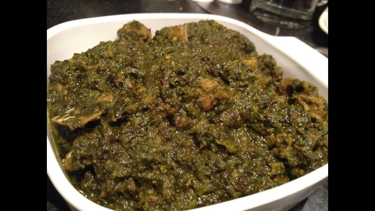 Indian Food Recipes Lamb Saag
